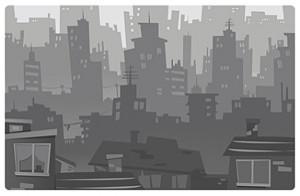 silueta-de-la-ciudad-de-vectores-de-dibujos-animados--material-de-estilo_15-1569