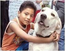 04 Rocky, Un Perro Labrador Héroe del Perú