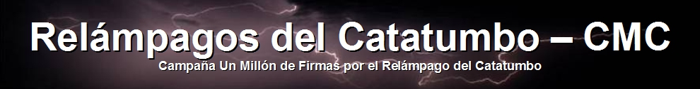 Banner-Relampagos-del-Catatumbo-CMC-Campana-Un-Millon-de-Firmas-por-el-Relampago-del-Catatumbo